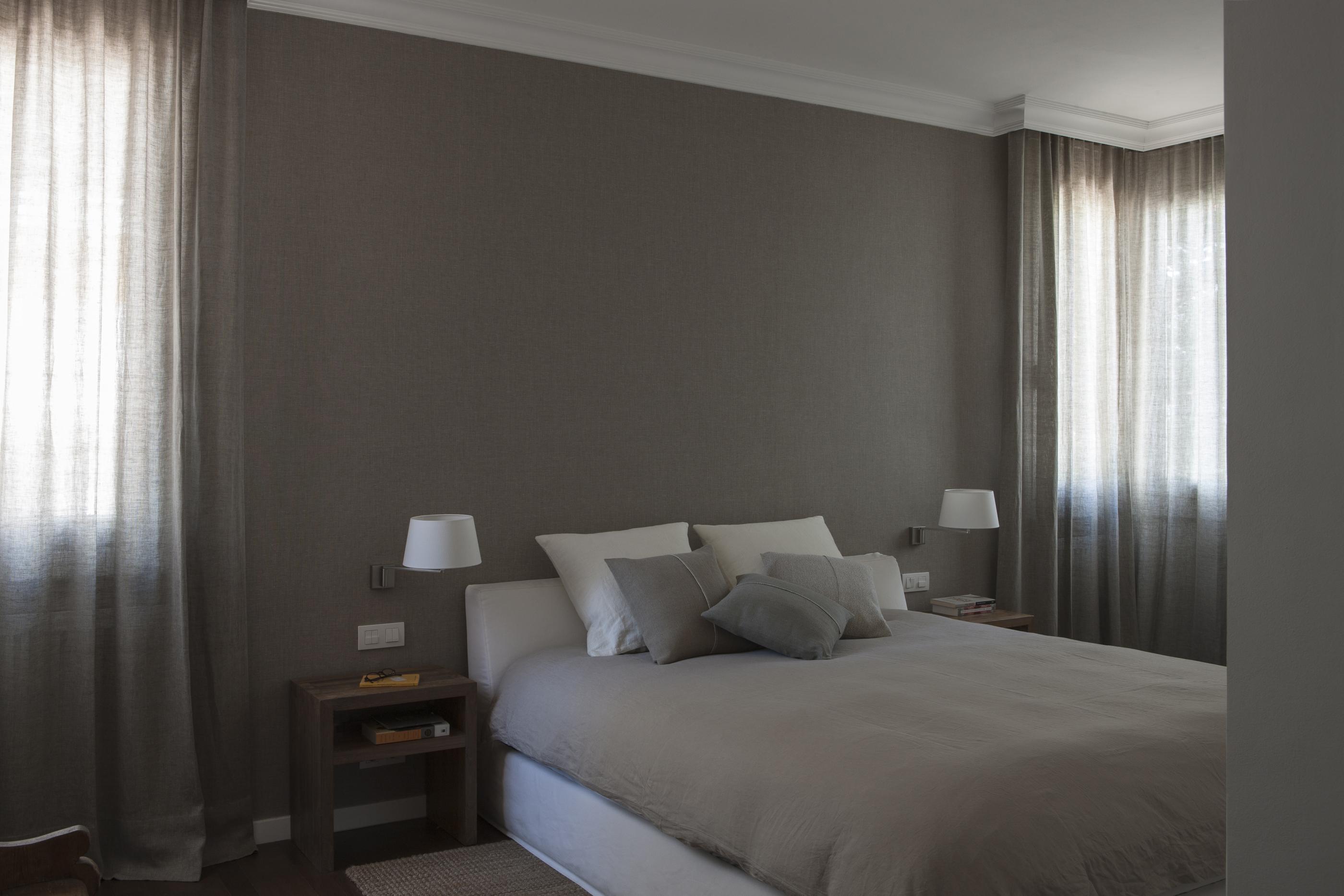 Vivienda en Via Augusta - Mayo 2015 - dormitorio