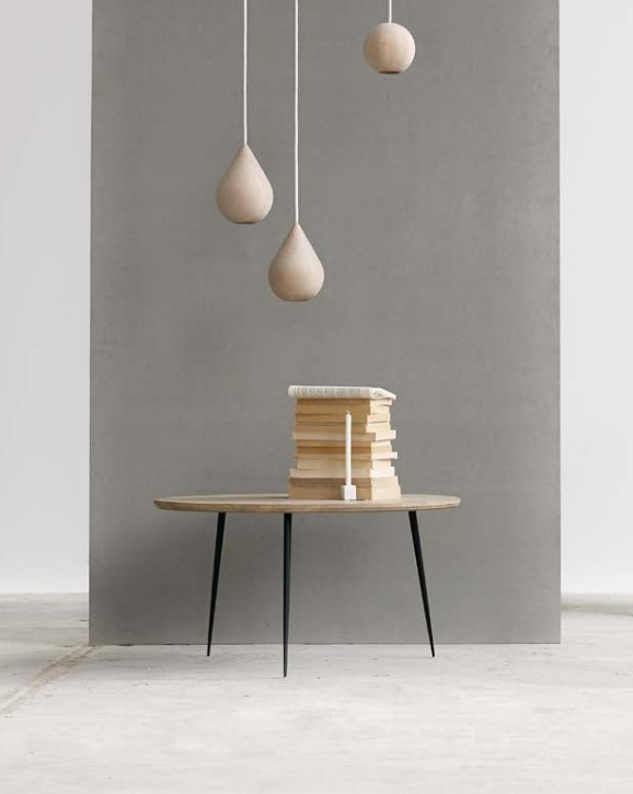 disc table mater design
